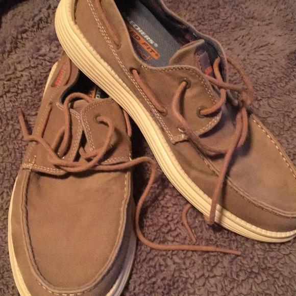 Skechers Boat Shoes Mens 85